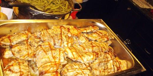 Christmas Dinner 10