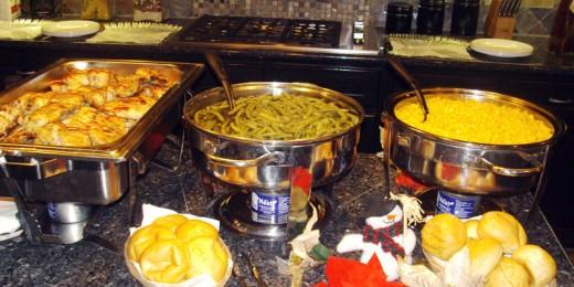 Christmas Dinner 11
