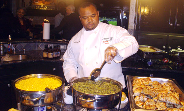 Personal Chef Services - Patrick Whitfield